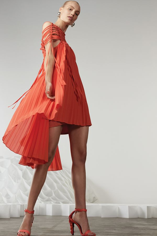 SHOP THE LOOK - THE TOWERS DRESS