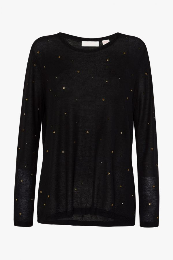 THE CRYSTALLITES KNIT SWEATER