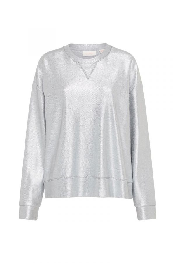 METALLIC MAGIC SWEATER