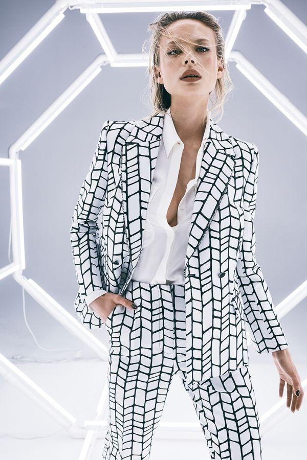 SHOP THE LOOK - THE PASTICHE JACKET