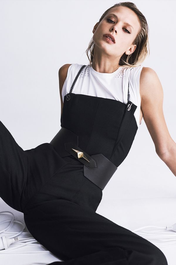SHOP THE LOOK - YOU ARE MY REMEDY JUMPSUIT