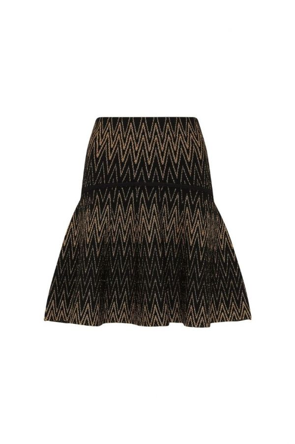 RULEBREAKER KNIT SKIRT