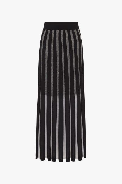 THE FADE OUT KNIT SKIRT
